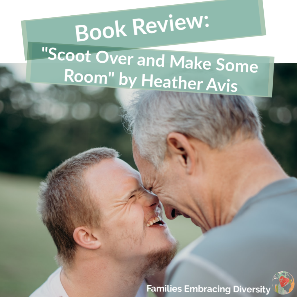 Book Review- Scoot Over and Make Some Room