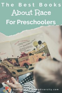 These are the best books about race for preschoolers to help you spark meaningful conversations with your child about race and equality. #picturebooks #read #race